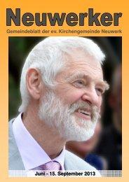 Download Gemeindebrief - Ev. luth. Kirchengemeinde Neuwerk ...