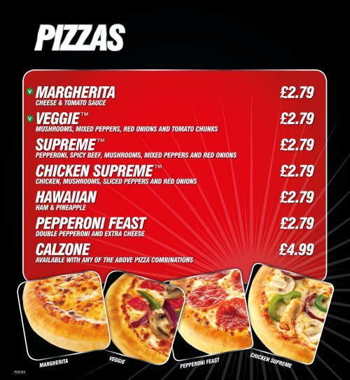 Cheese Tomato Sauce Mushrooms Mixed Pizza Hut Ireland