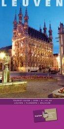 Tourist guide Leuven - EuroGentest