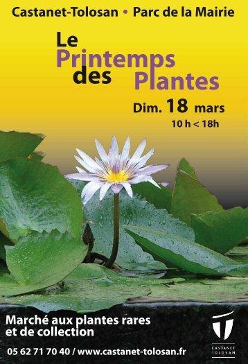 Journée des Plantes