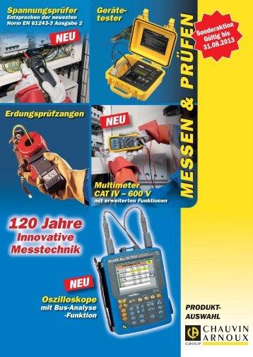 CA Aktion 2013-2 - PK elektronik Poppe GmbH