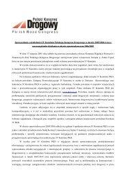 Sprawozdanie z działalności IV Komitetu PKD w 2005/2006 roku