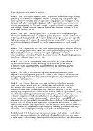 Opinia Polskiego Kongresu Drogowego - Polski Kongres Drogowy