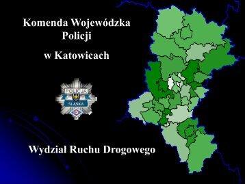 Prezentacja Komendy Wojewódzkiej Policji w Katowicach