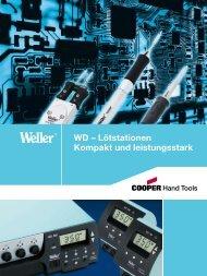 WD – Lötstationen Kompakt und leistungsstark - PK Elektronik