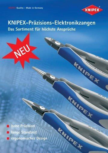 Produktinformationen Knipex Präzisions ... - PK Elektronik
