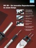 Weller Reparaturstation WR 3M & WR 3000M - PK Elektronik - Seite 5