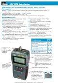 Produktinformationen IDEAL Kabeltester IENet PRO ... - PK Elektronik - Seite 2