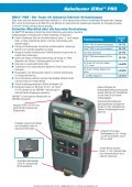 Produktinformationen IDEAL Kabeltester IENet PRO ... - PK Elektronik - Seite 3