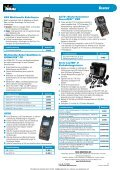 Produktinformationen IDEAL Kabeltester IENet PRO ... - PK Elektronik - Seite 4