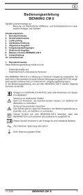 BENNING CM 9 - PK Elektronik - Page 7