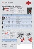Produktinformationen Knipex Crimp-Systemzange ... - PK Elektronik - Seite 2