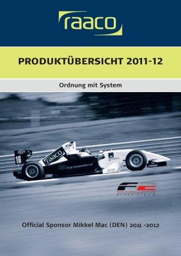 Katalog Raaco Aufbewahrungssysteme - PK Elektronik