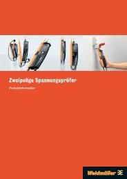 Produktinformationen Weidmüller zweipolige ... - PK Elektronik