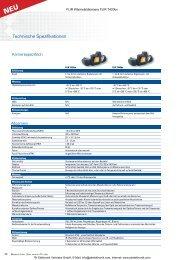 Datenblatt FLIR Wärmebildkamera FLIR T440bx, - PK Elektronik