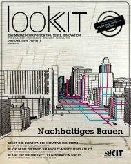 aktuelle Ausgabe von lookKIT - PKM - KIT
