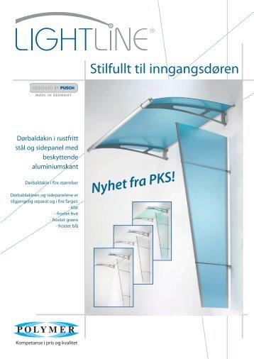 LightLine - PKS interiør & industri AS