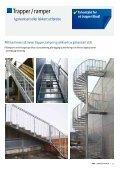 Galvaniserte rekkverk - PKS interiør & industri AS - Page 5