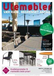 VÆR RASK, BEGRENSET ANTALL - PKS interiør & industri AS
