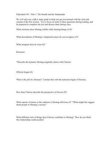 f451 essay Essays and criticism on ray bradbury's fahrenheit 451 - critical essays.
