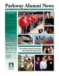 11 Parkway Alumni News