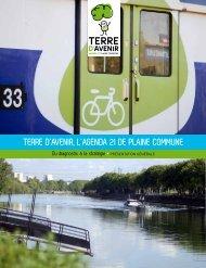 TERRE D'AVENIR, L'AGENDA 21 DE PLAINE COMMUNE