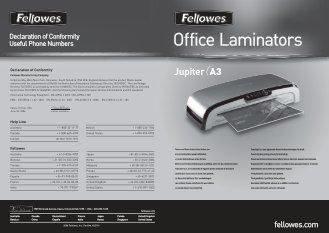 Office Laminators