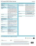 HP Scanjet G4010 Photo Scanner - Page 2