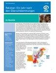 Pakistan - ein Jahr nach den Überschwemmungen - Plan Deutschland - Seite 3
