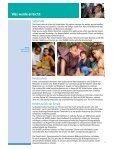 Pakistan - ein Jahr nach den Überschwemmungen - Plan Deutschland - Seite 5