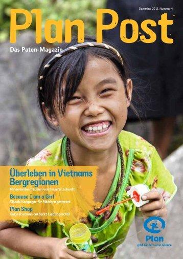 Überleben in Vietnams Bergregionen - Plan Deutschland