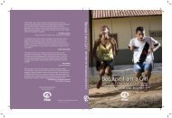 Because I am a girl: The State of the World's ... - Plan Deutschland