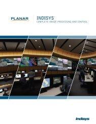Indisys Brochure - Planar