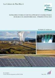 Infrastructures et développement énergétique durable ... - Plan Bleu