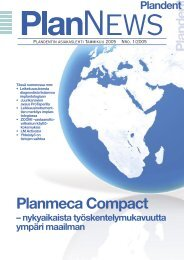 Planmeca Compact - Plandent Oy