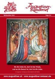Weihnachten 2012 - Augustiner