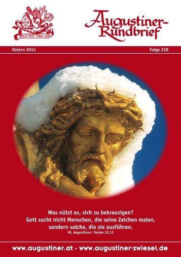 Ostern 2012 - Augustiner
