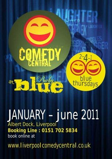 JANUARY - june 2011 - Blue Bar