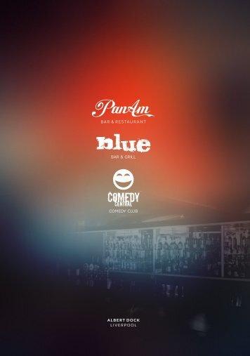 bar & grill bar & restaurant albert dock liverpool comedy ... - Blue Bar