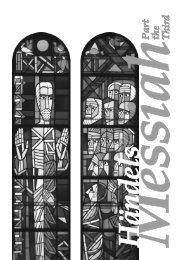 Programmheft des Abends - Kirchenmusik-zwoelf-apostel.de