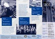 Flyer Sommerkonzerte 2013 - Förderverein Kirchenmusik St. Martin ...