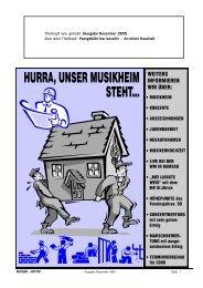 WEITERS INFORMIEREN WIR ÜBER: - MV - St. Ulrich