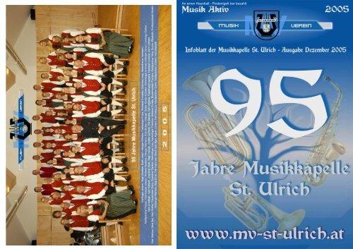 MV Zeitung 2005 v4.pub - MV - St. Ulrich