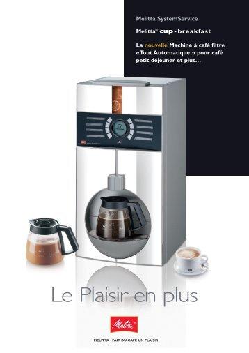 cup- breakfast - Planerhandbuch