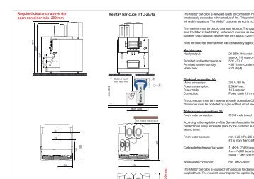 Data sheet bar cube II.pdf - Planerhandbuch