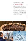 Le monde des spécialités au café – Cafina ALPHA - Planerhandbuch - Page 2