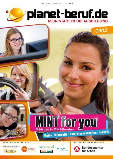 MINT & SOZIAL for you - Planet Beruf.de