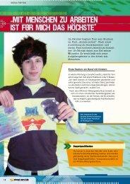 Erste Station: ein Beruf mit Kindern - Planet Beruf.de