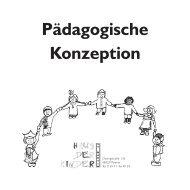 Pädagogische Konzeption - Familienzentrum