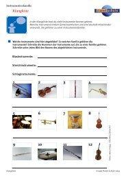 Die Klangkiste - Ein Orchester stellt sich vor - Planet Schule